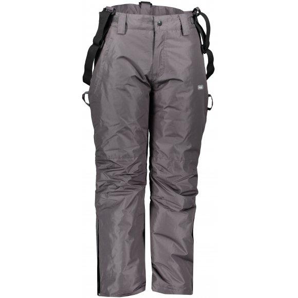 Dětské lyžařské kalhoty LOAP CUTIE OLK1919 ŠEDÁ
