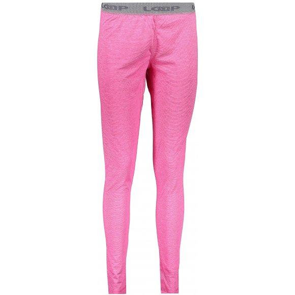 Dámské termo kalhoty LOAP PETULA TLW1925 RŮŽOVÁ