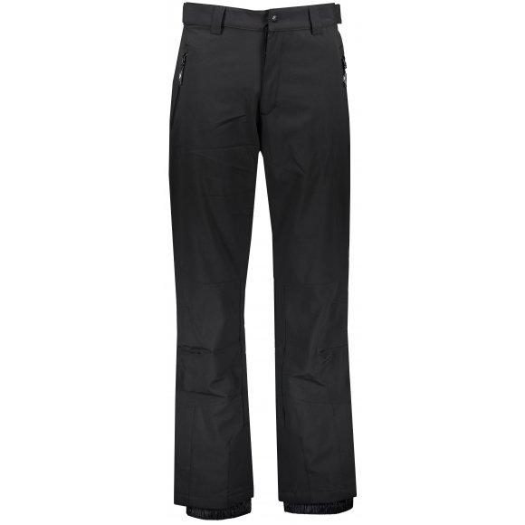 Pánské lyžařské kalhoty TRESPASS WESTEND MABTSKL20006 BLACK