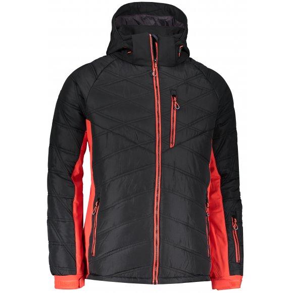 Pánská lyžařská bunda TRESPASS ABBOTSBURY MAJKSKTR0007 BLACK