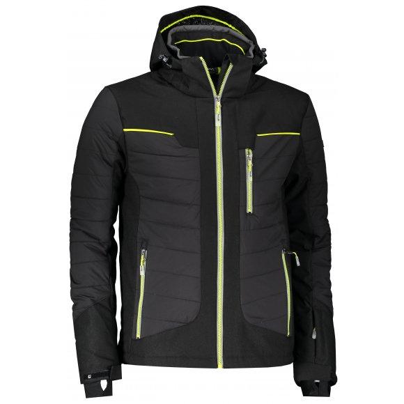 Pánská lyžařská bunda KILLTEC BLAER 33925 ČERNÁ