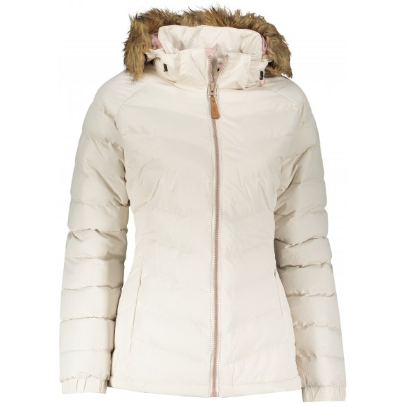 Dámská zimní bunda TRESPASS NADINA FAJKCAN20002 VANILLA