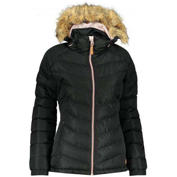 Dámská zimní bunda TRESPASS NADINA FAJKCAN20002 BLACK