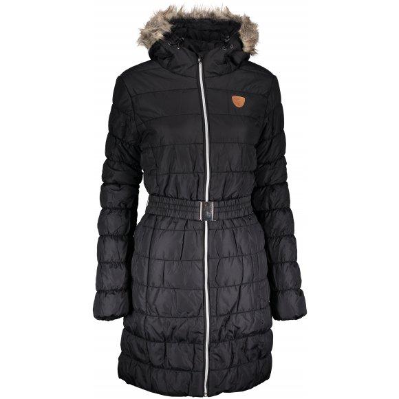 Dámský zimní kabát SAM 73 WB 779 ČERNÁ