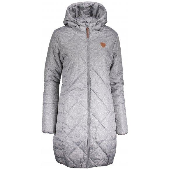 Dámský kabát SAM 73 WB 780 SVĚTLE ŠEDÁ