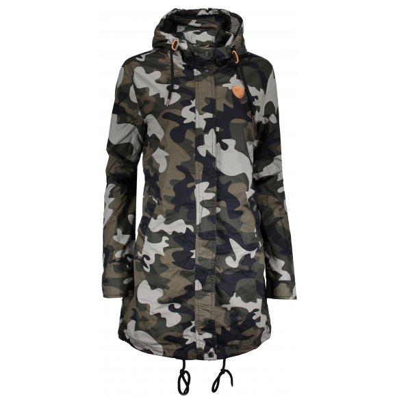 Dámský kabát SAM 73 WB 763 ARMY