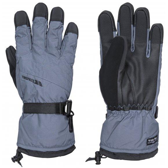 Pánské rukavice TRESPASS REUNITED II MAGLGLM20001 LEAD