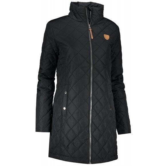 Dámský kabát SAM 73 WB 776 ČERNÁ