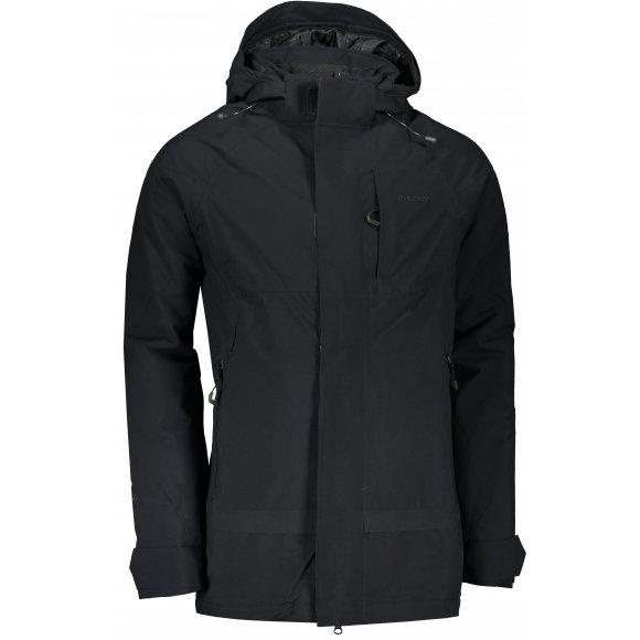 Pánská zimní bunda HUSKY NIGALO M ČERNÁ