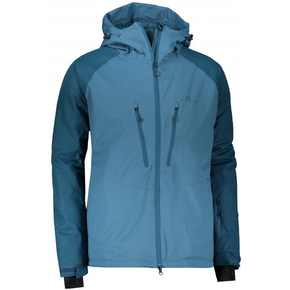 Pánská lyžařská bunda 2117 LINGBO  7519931040 MODRÁ