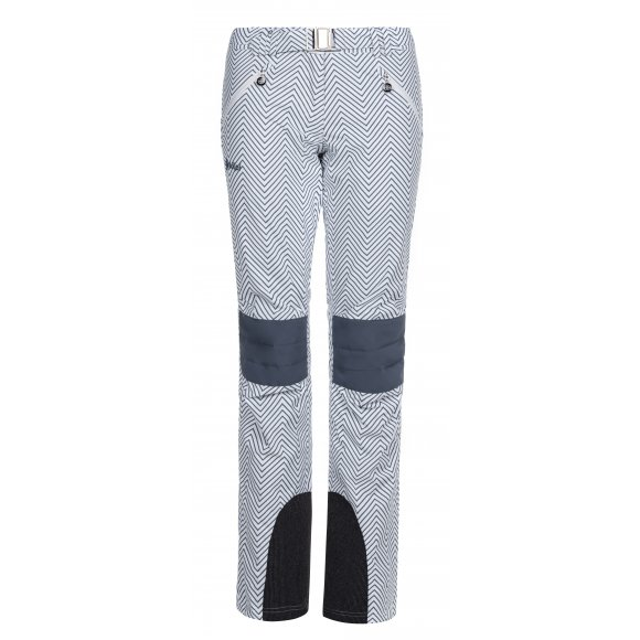 Dámské zimní kalhoty KILPI TYROL-W LL0028KI MODRÁ