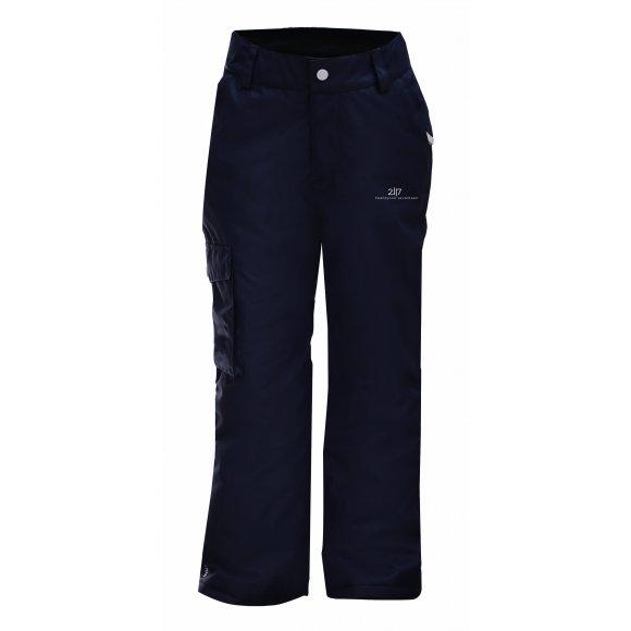 Dětské lyžařské kalhoty 2117 TALLBERG JR  7529930289 INK