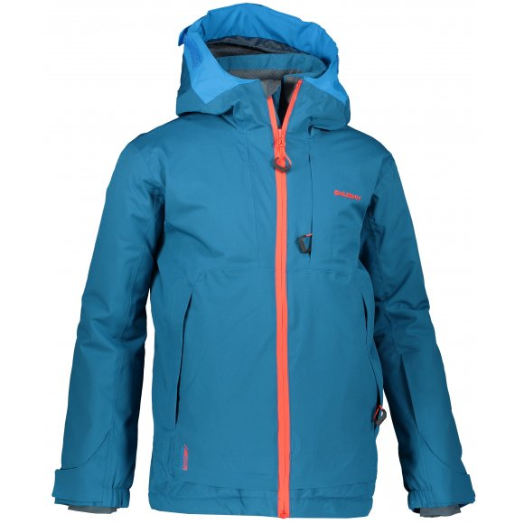 Dětská zimní bunda HUSKY ZISI MODRÁ