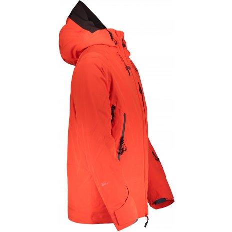 Pánská zimní bunda HUSKY GAMBOLA M ČERVENÁ