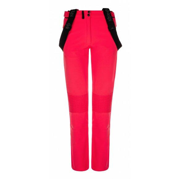 Dámské zimní kalhoty KILPI DIONE-W LL0029KI RŮŽOVÁ