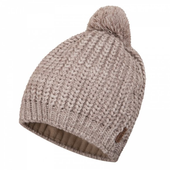 Dámská zimní čepice HUSKY CAP 16 KRÉMOVÁ