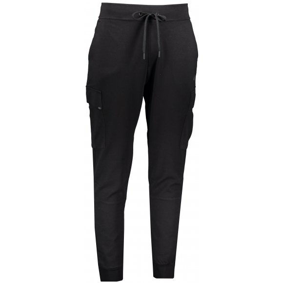 Pánské kalhoty 4F D4L20-SPMD206 DEEP BLACK