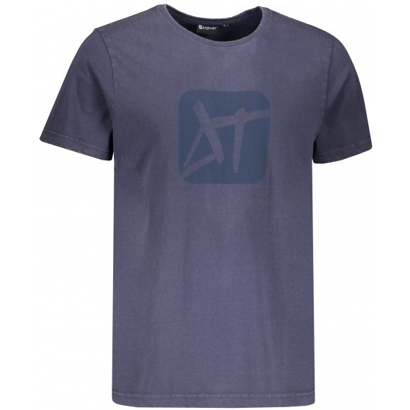 Pánské triko ALTISPORT LORET MTSR538 TMAVĚ MODRÁ