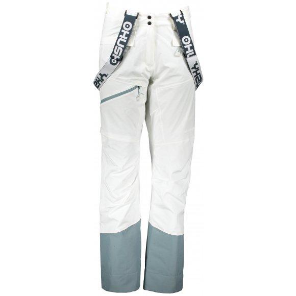 Dámské zimní kalhoty HUSKY GILEP L BÍLÁ