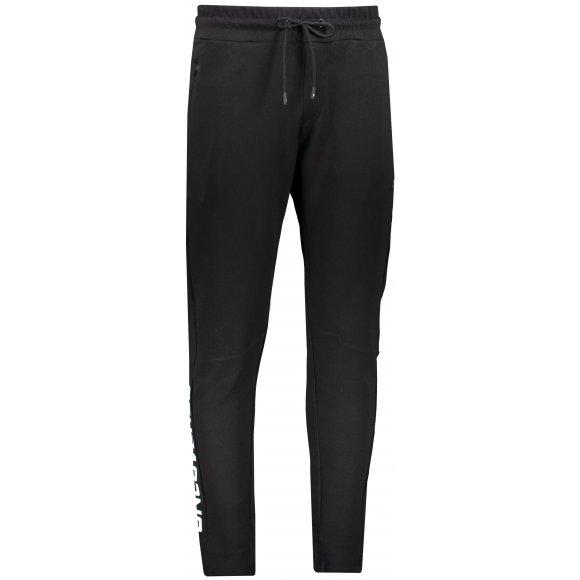 Pánské kalhoty 4F D4L20-SPMD203 DEEP BLACK