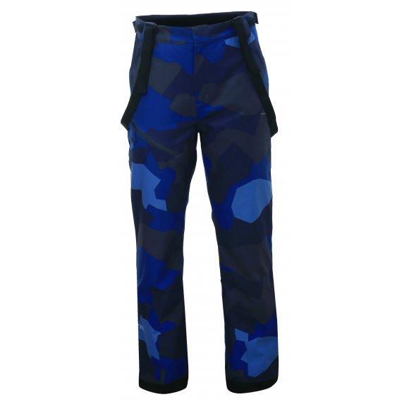 Pánské kalhoty 2117 LINGBO  7529931697 MODRÁ