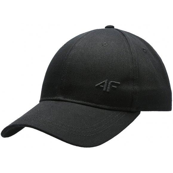 Dámská kšiltovka 4F NOSD4-CAD301 DEEP BLACK