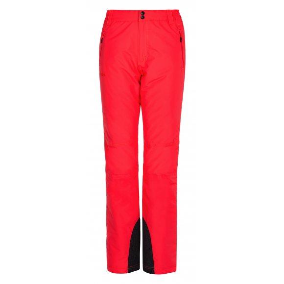 Dámské zimní kalhoty KILPI GABONE-W LL0047KI RŮŽOVÁ