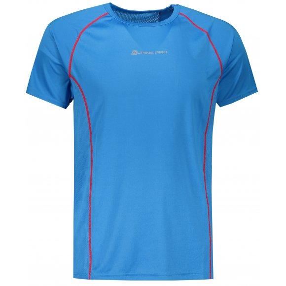 Pánské funkční triko ALPINE PRO LEON MTSR462 MODRÁ