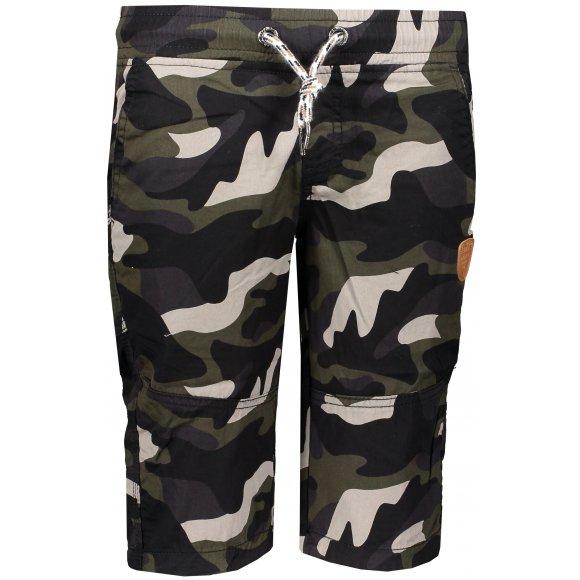 Chlapecké 3/4 kalhoty SAM 73 BS 523 ARMY