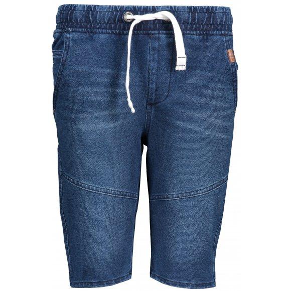 Chlapecké šortky SAM 73 BS 524 TMAVÝ DENIM