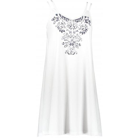 Dámské šaty LOAP BARUNKA CLW2038 BÍLÁ