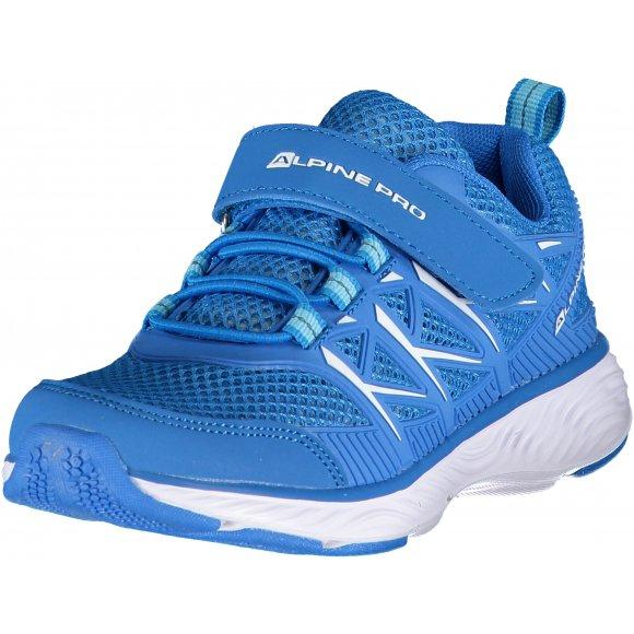 Dětské sportovní boty ALPINE PRO AVICESE KBTR219 MODRÁ