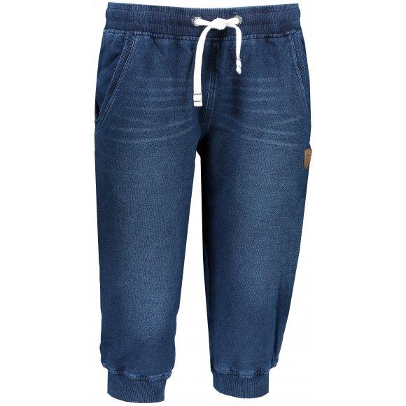 Dámské 3/4 kalhoty SAM 73 WS 759 TMAVÝ DENIM