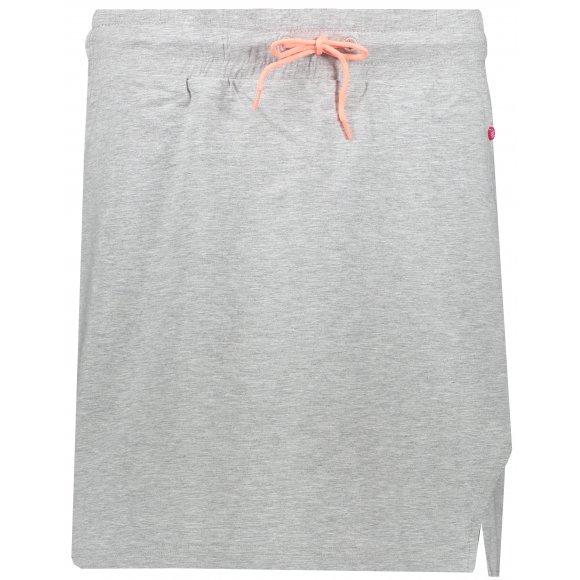 Dámská sukně LOAP ADRONIS CLW2054 SVĚTLE ŠEDÁ