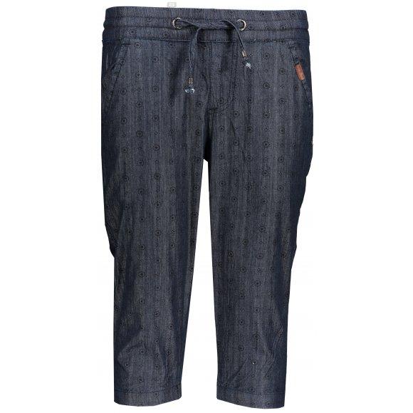 Dívčí 3/4 kalhoty SAM 73 GS 523 TMAVÝ DENIM