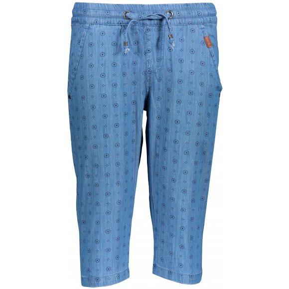 Dívčí 3/4 kalhoty SAM 73 GS 523 SVĚTLÝ DENIM