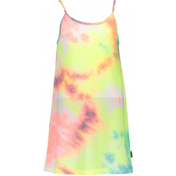 Dívčí šaty SAM 73 GZ 526 RŮŽOVÁ NEON
