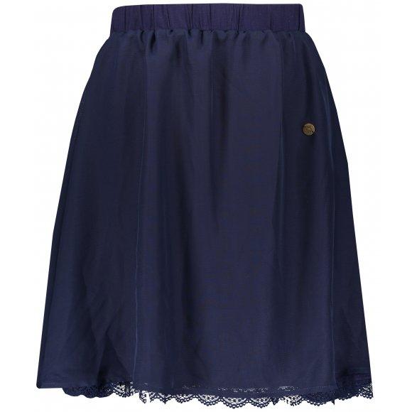 Dámská sukně KIXMI JEWELY TMAVĚ MODRÁ
