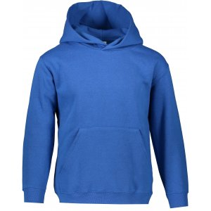 Dětská mikina FRUIT OF THE LOOM PREMIUM HOODED SWEAT ROYAL BLUE