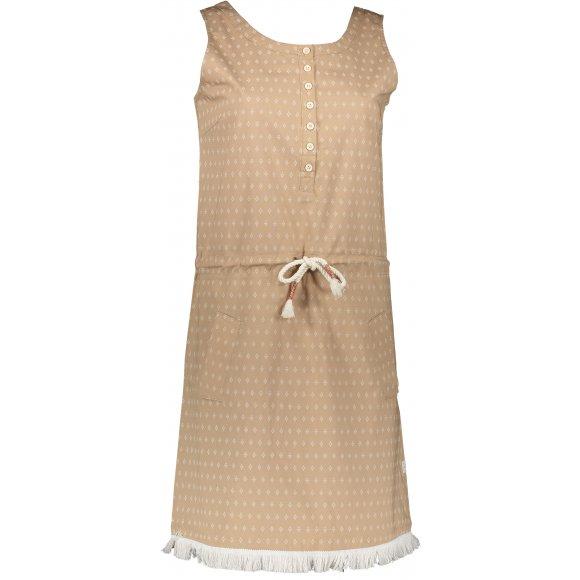 Dámské šaty TORSTAI SIROHI HNĚDÁ