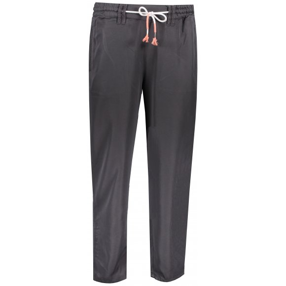 Dámské kalhoty LUHTA HANDBY TMAVĚ ŠEDÁ
