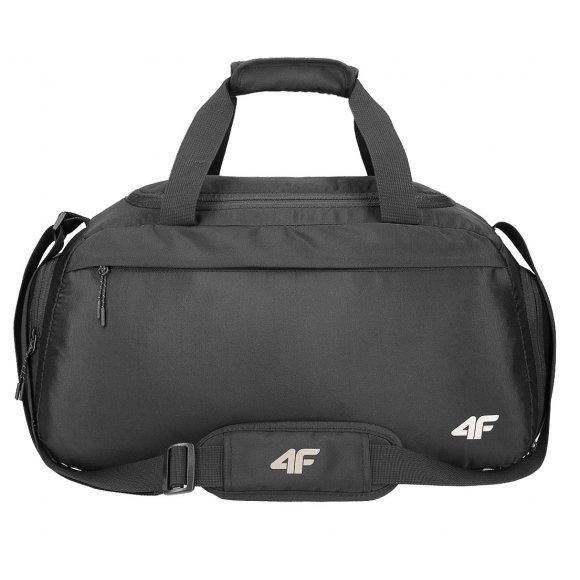 Cestovní taška 4F D4L20-TPU213 DEEP BLACK