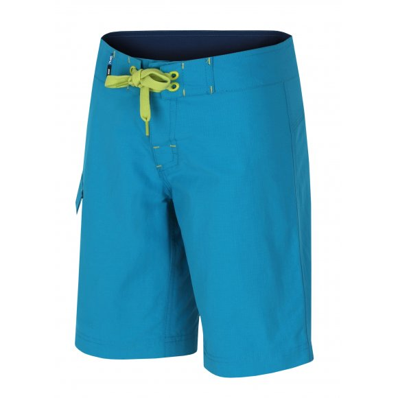 Dětské šortky HANNAH VECTA JR ALGIERS BLUE