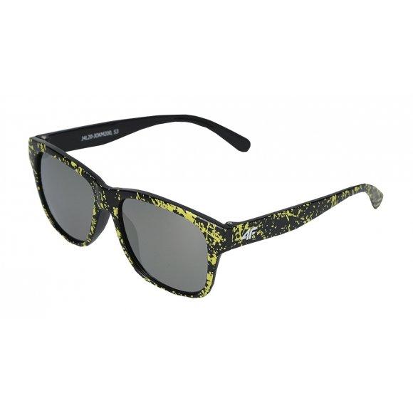 Chlapecké sluneční brýle 4F J4L20-JOKM200 YELLOW