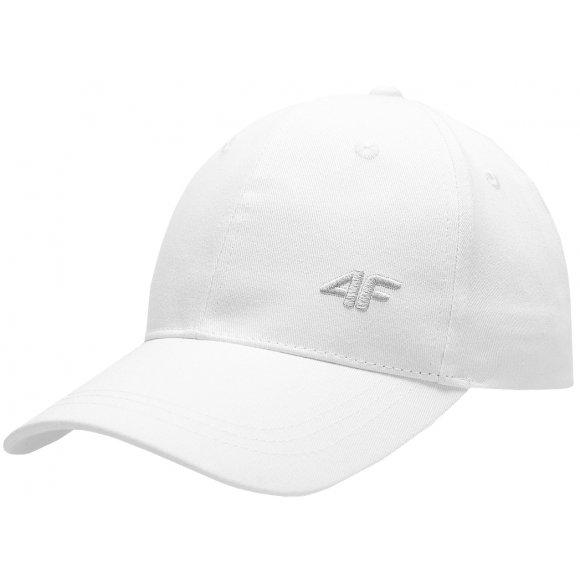 Dámská kšiltovka 4F NOSD4-CAD301 WHITE
