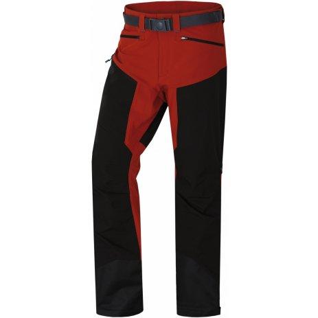 Pánské kalhoty HUSKY KRONY M TMAVĚ CIHLOVÁ