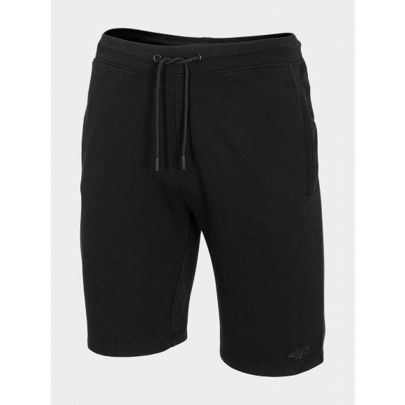 Pánské šortky 4F NOSD4-SKMD300 DEEP BLACK