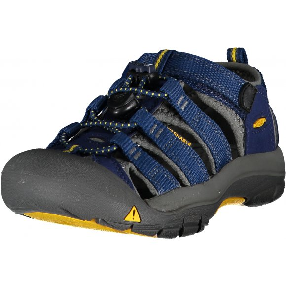 Dětské sandále KEEN NEWPORT H2 JR BLUE DEPTHS/GARGOYLE