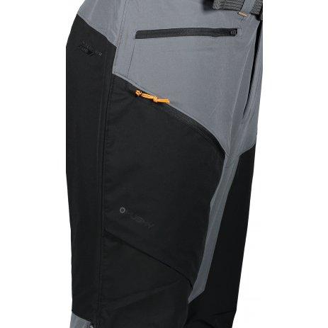Pánské kalhoty HUSKY KRONY M TMAVĚ ŠEDÁ