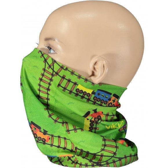 Dětský nákrčník VIKING BANDANA 0763 KIDS ZELENÁ